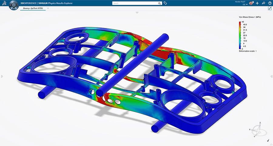 SIMULIA Structural Simulation Engineer