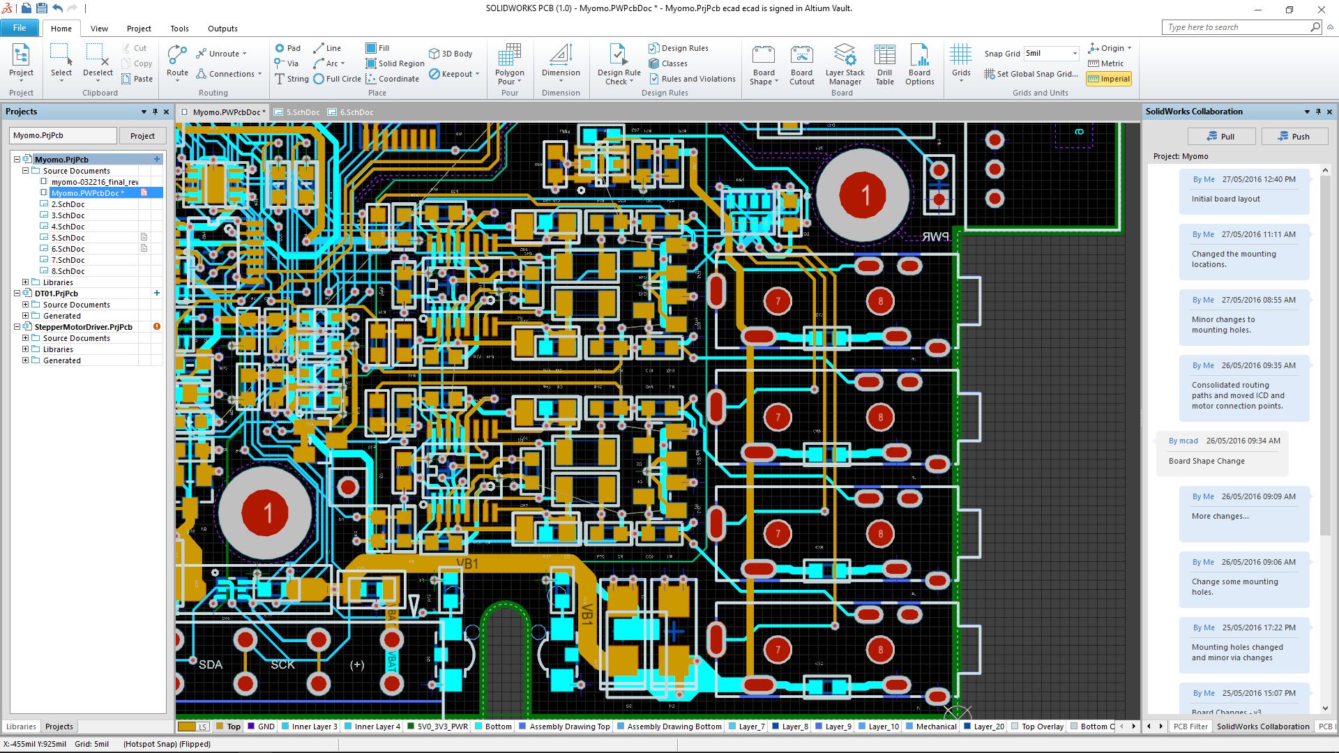 SW-PCB-Collaboration
