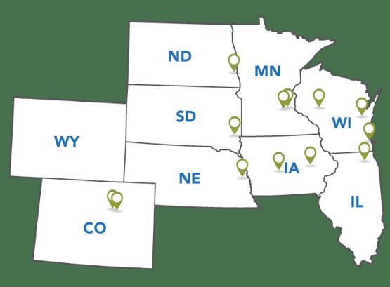 Alignex Office Locations