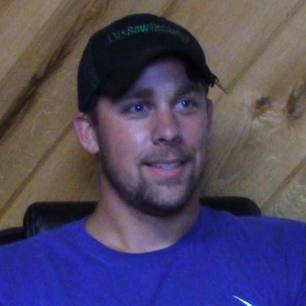 Alignex customer Tim Morines of AMS Bowfishing