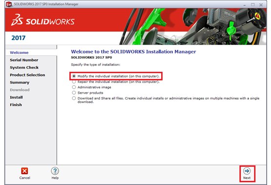 modify-the-individual-install-solidworks.png
