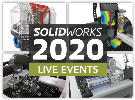 SOLIDWORKS 2020 Launch Events