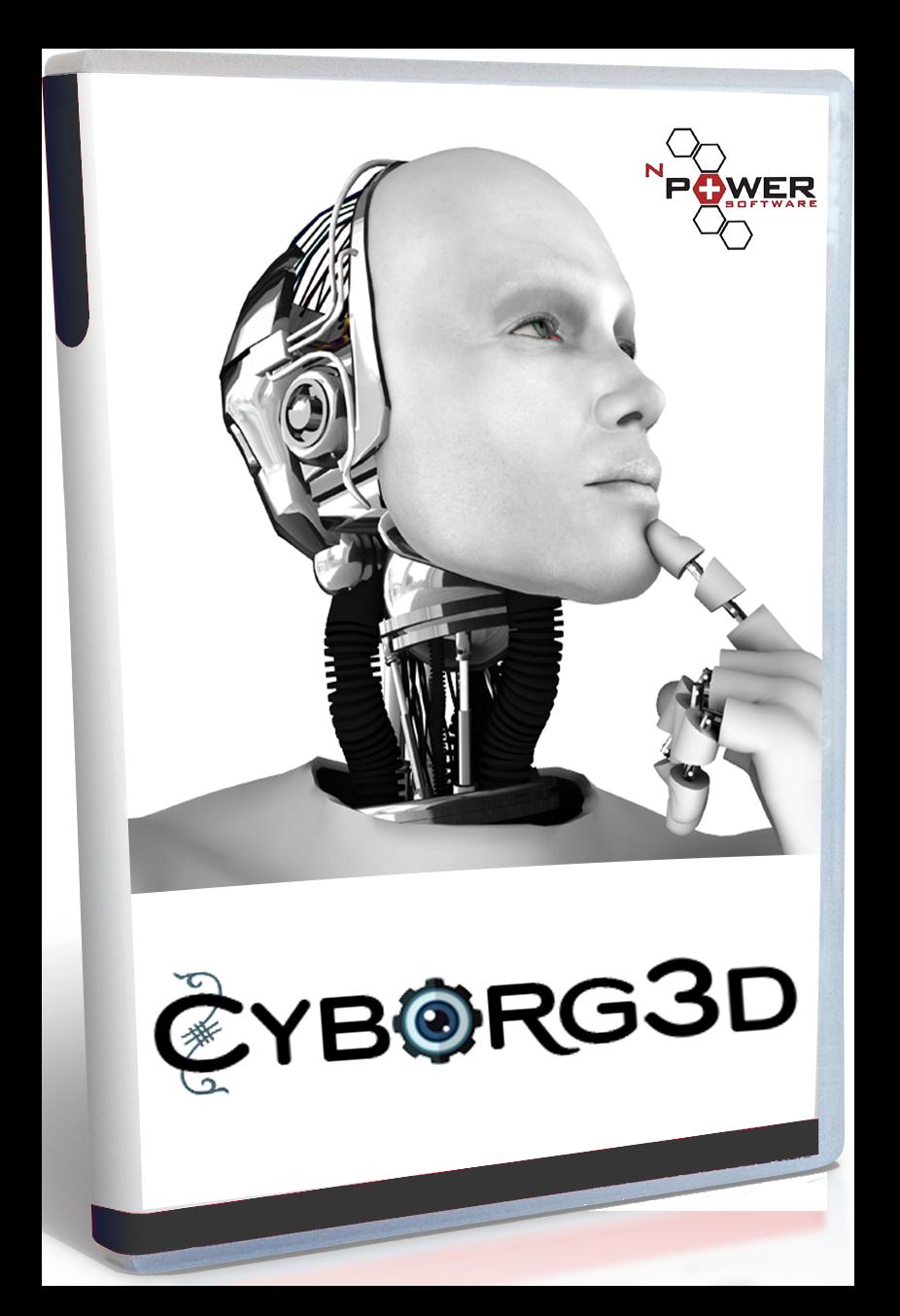 Cyborg3D Product Box