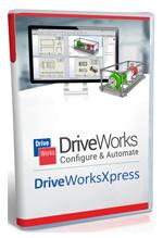 DriveWorksXpress Software Box - Alignex, Inc.