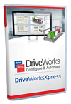 DriveWorksXpress Software Box - Alignex, Inc.