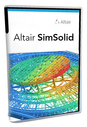 Altair-SimSolid-Box
