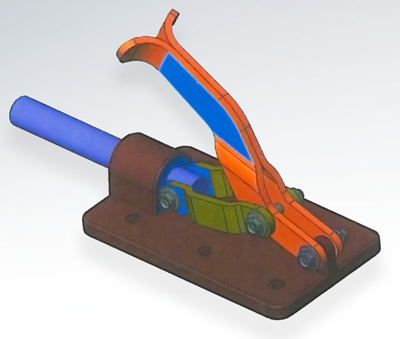{id=3, name='SOLIDWORKS Assembly Modeling'} Image