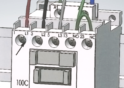 {id=15, name='SOLIDWORKS Electrical Panel - 3D'} Image