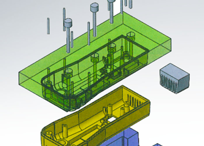 {id=6, name='SOLIDWORKS Mold Design'} Image