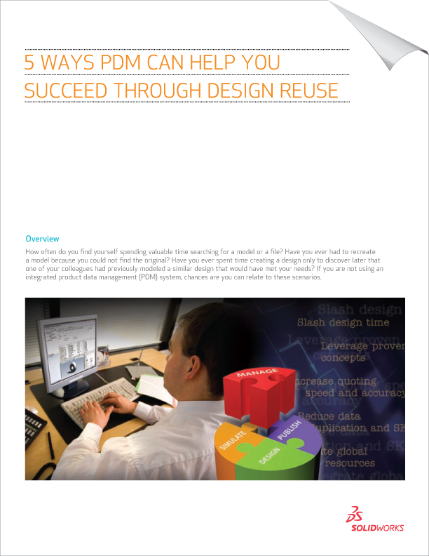 PDM Design Reuse