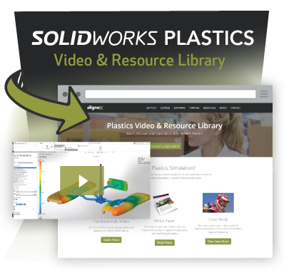 SOLIDWORKS Plastics Video & Resource Library