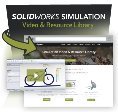 SOLIDWORKS Simulation Video & Resource Library