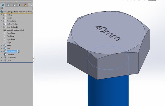Design Table Solidworks using design tables to create configuration is simple and they can control a greater range of parameter materials equations and it the case of limit Getting Started With Solidworks Design Tables