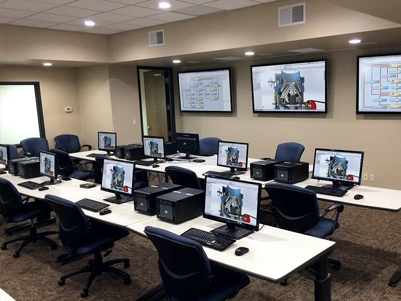 Alignex Training Room